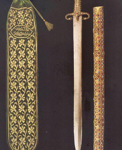 Photo of سلاح پیامبر (ص) چیست؟ علمیا شمشیر